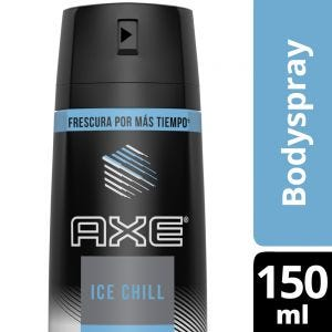 Desodorante Axe Ice Chill en Aerosol 150 ml