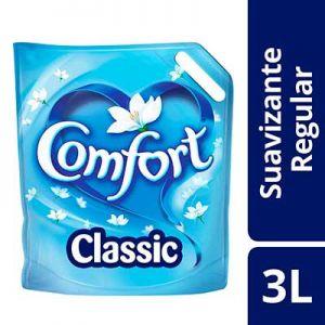 Suavizante Regular Comfort Clásico Doypack 3 lt