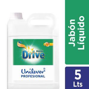 Detergente para Lavandería Drive Matic Profesional 5 lt