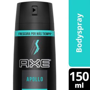 Desodorante Axe Apollo en Aerosol 150 ml