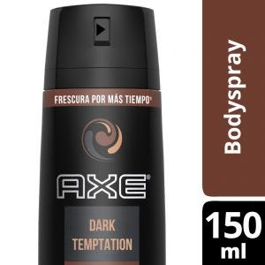 Desodorante Axe Dark Temptation en Aerosol 150 ml
