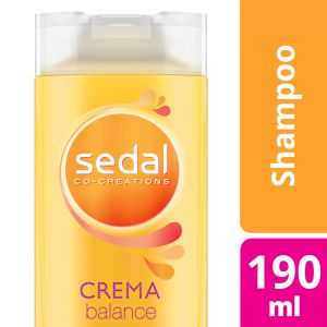 Shampoo Sedal Crema Balance 190 ml