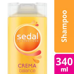 Shampoo Sedal Crema Balance 340 ml