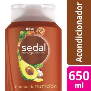 Acondicionador Sedal Bomba de Nutrición 650 ml