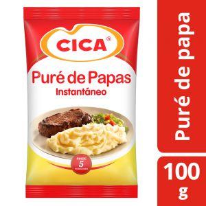 Puré de Papas Instantáneo Cica 100 gr