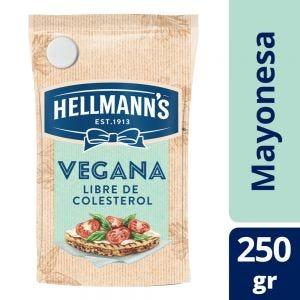 Mayonesa Vegana Hellmann's Doypack 250 gr