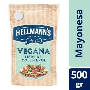 Mayonesa Vegana Hellmann's Doypack 500 gr