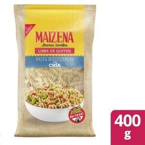 Fideos Maizena con Chía 400 gr