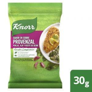 Saborizador en Sobres Knorr Provenzal 4 un