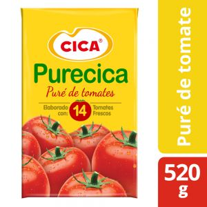 Puré de Tomates Cica 520 gr