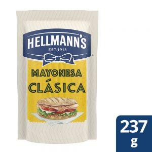 Mayonesa Clásica Hellmann's Doypack 237 gr