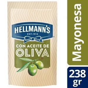 Mayonesa Oliva Hellmann's Doypack 238 gr