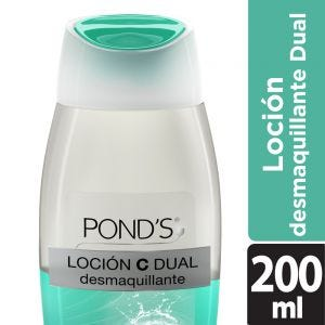 Loción Pond's C Dual 200 ml