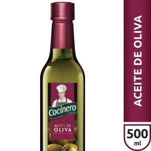 Aceite de Oliva Cocinero Puro 500 ml
