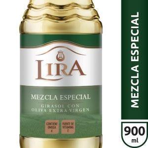 Aceite Lira Mezcla Especial 900 ml