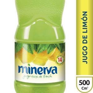 Jugo de Limón Minerva 500 ml