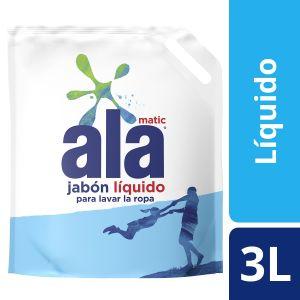 Jabón Líquido Ala Doypack 3 lt