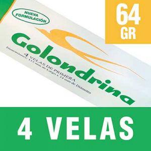 Vela Golondrina Regular 64 gr