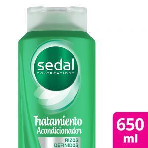 Acondicionador Sedal Rizos Definidos 650 ml