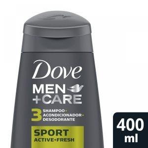 Shampoo Dove Men Sports active fresh 400 ml