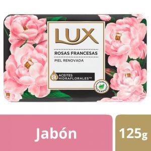 Jabón en Barra Lux Rosas Francesas 125 gr
