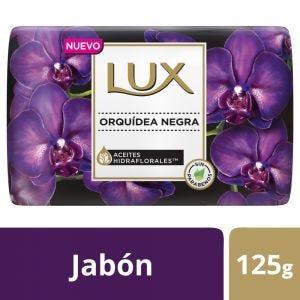 Jabón en Barra Lux Orquídea Negra 125 gr
