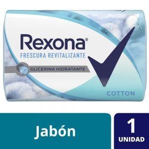 Jabón en Barra Rexona Cotton 125 gr