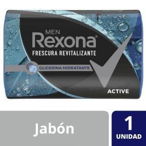 Jabón en Barra Rexona Active Men 125 gr