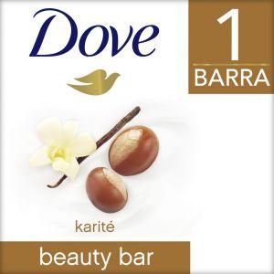 Jabón en barra Dove Karité y Vainilla 90 gr