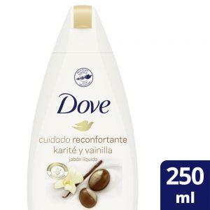 Jabón Líquido Dove Karité y Vainilla 250 ml