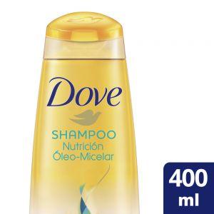 Shampoo Dove Óleo Micelar 400 ml
