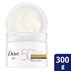 Máscara de Tratamiento Dove 1 Minuto Factor de Nutrición 50 300 gr