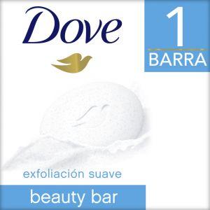 Jabón en Barra Dove Exfoliante 90 gr