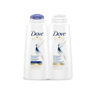 Combo Dove Reconstrucción Completa (750ml)