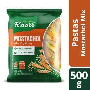 Fideos Knorr Mostacholes con Vegetales 500 gr
