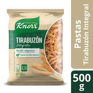 Fideos Integrales Knorr Tirabuzón 500 gr